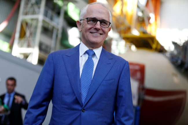 Turnbull gay marriage speech outline