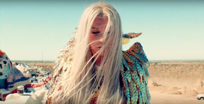 kesha youtube praying