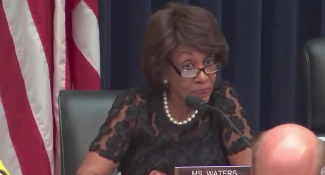 Maxine Waters inspires a new anthem: 'Reclaiming my time'