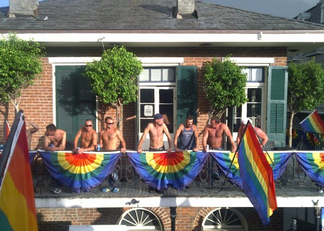 Southern Decadence in New Orleans (John/CC)