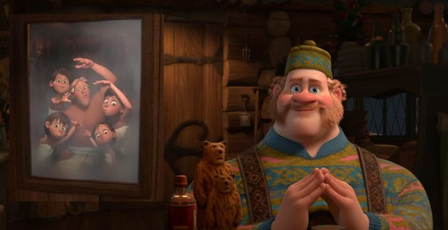 Gay Disney characters: Oaken from Disney