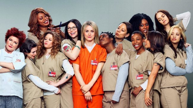 Orange is the New Black cast (Netflix)
