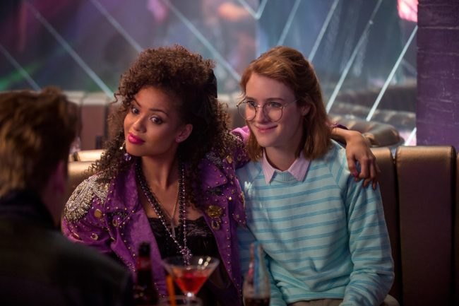 Yorkie and Kelly in Black Mirror (Netflix)
