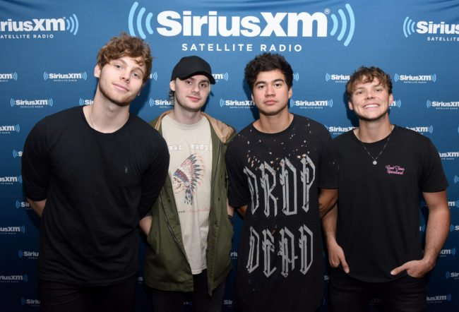 5 Seconds of Summer (Getty)
