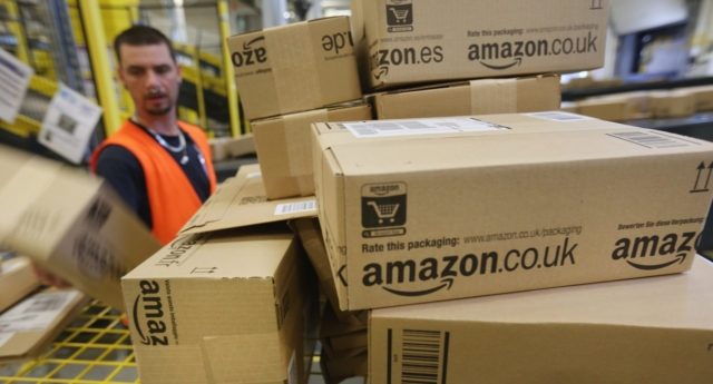 Amazon sued by ex-transgender employee over alleged 'discrimination and harassment'