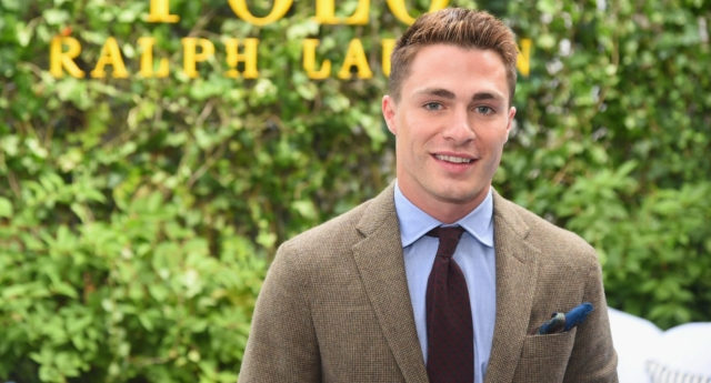 Colton Haynes Calls Out Homophobia in Hollywood on Twitter