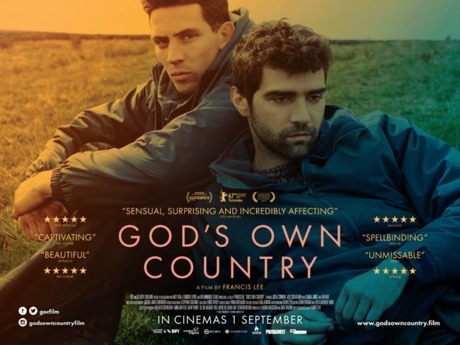 God's Own Country Exclusive Poster