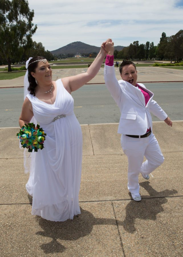 same-sex marriage australia getty 2013