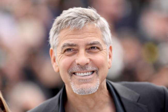 George Clooney at Cannes Film Festival 2016