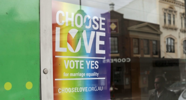 Australian Jesuit schools challenge Church teaching on same-sex marriage