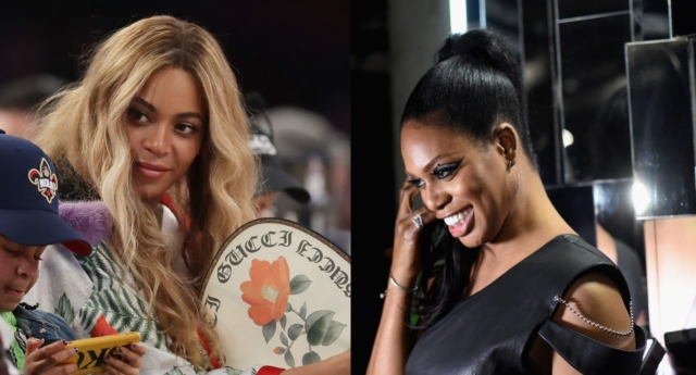 Laverne Cox is working with Beyoncé on a new project