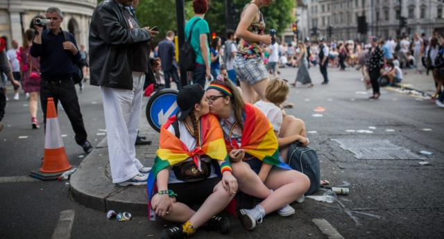 Thousands Rally For Same-Sex Marriage In Australia Ahead Of Vote