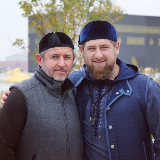 Ramzan Kadyrov instagram august 2017