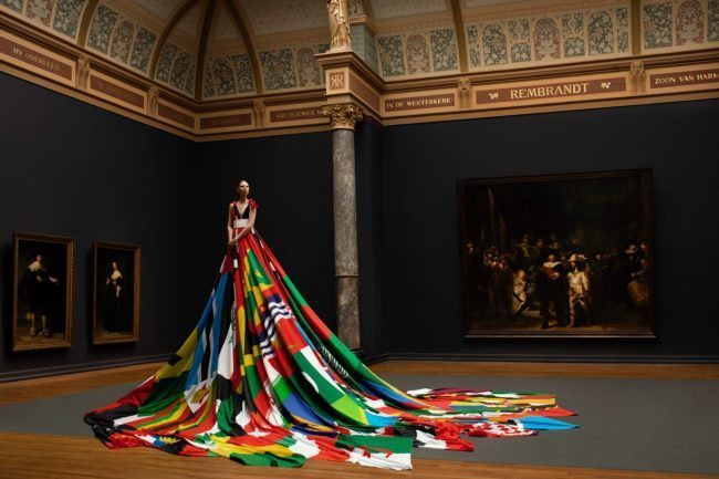Amsterdam Rainbow Dress (Pieter Henket