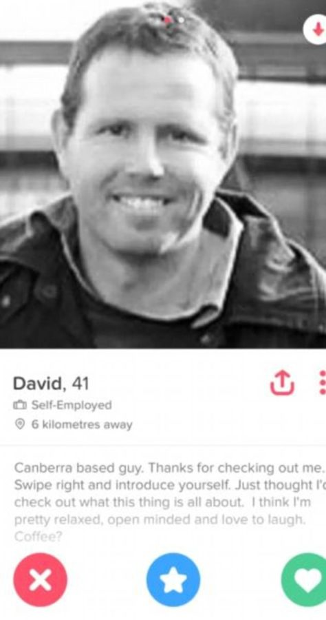 tinder fake profile message for dating