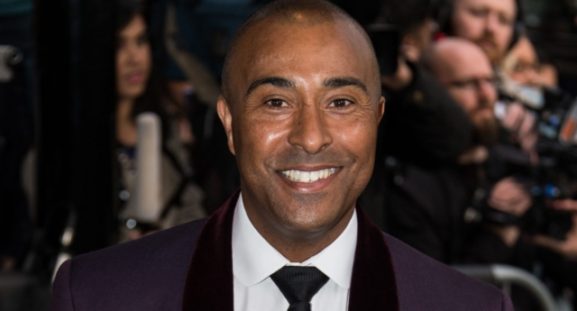 Welsh world champion hurdler Colin Jackson comes out as gay
