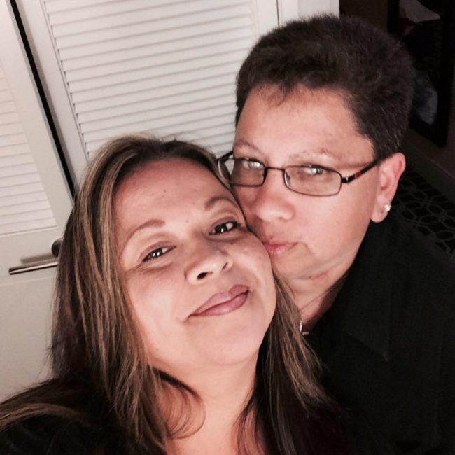 eileen del rio and fiancee facebook