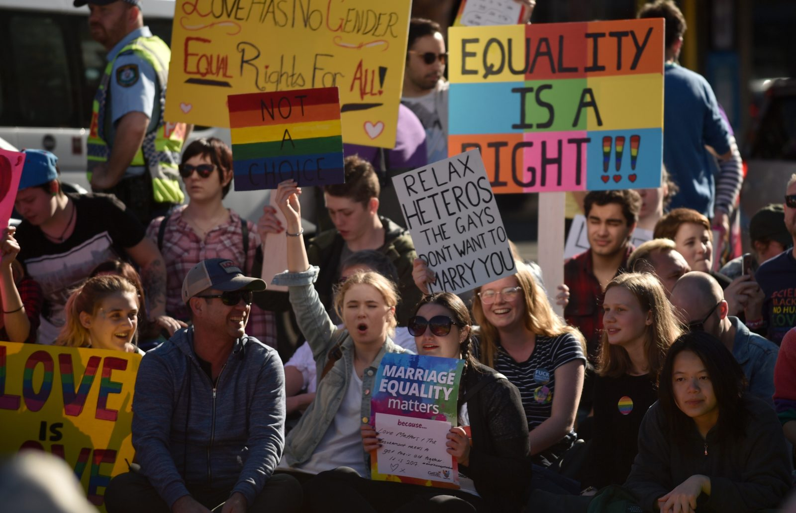 New Zealand Passes Marriage Equality