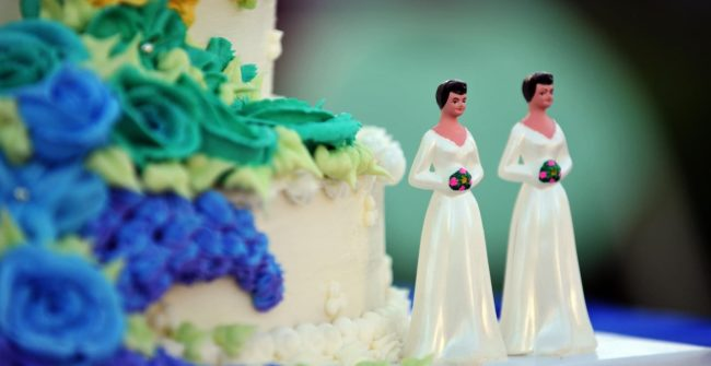 Wedding cake (Getty Images)
