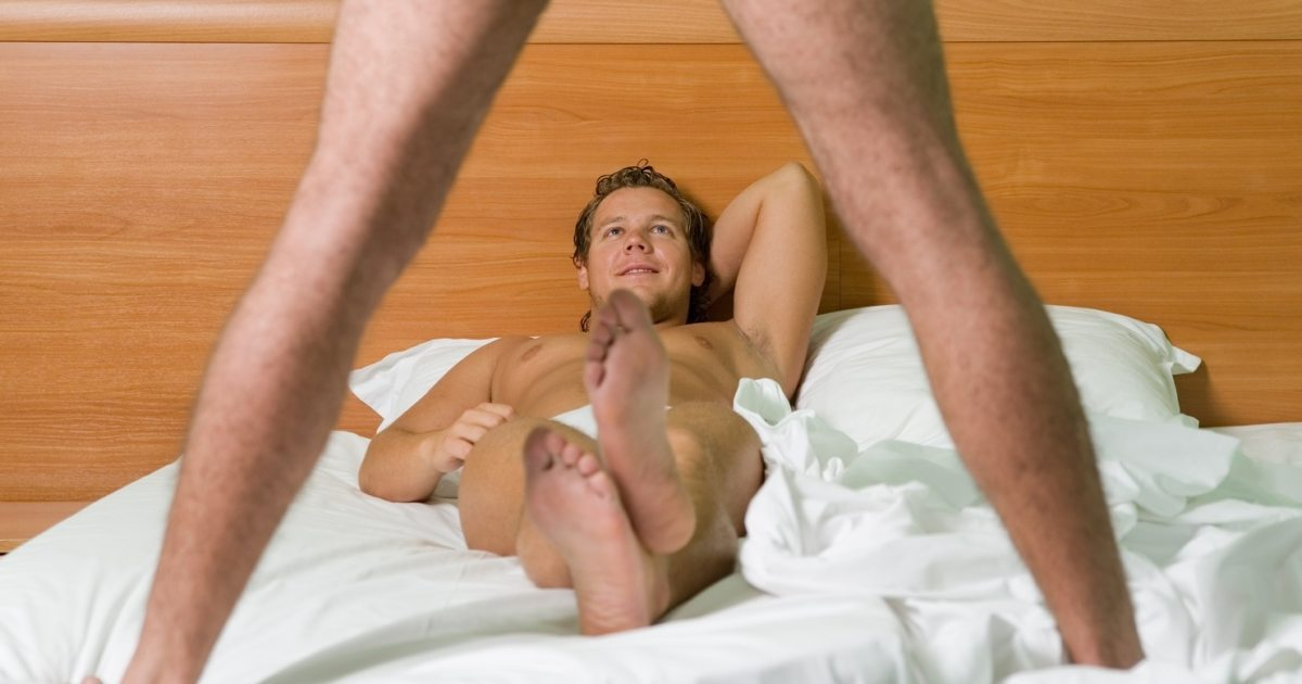 How to be a top: A gay sex guide to penetrating your partner