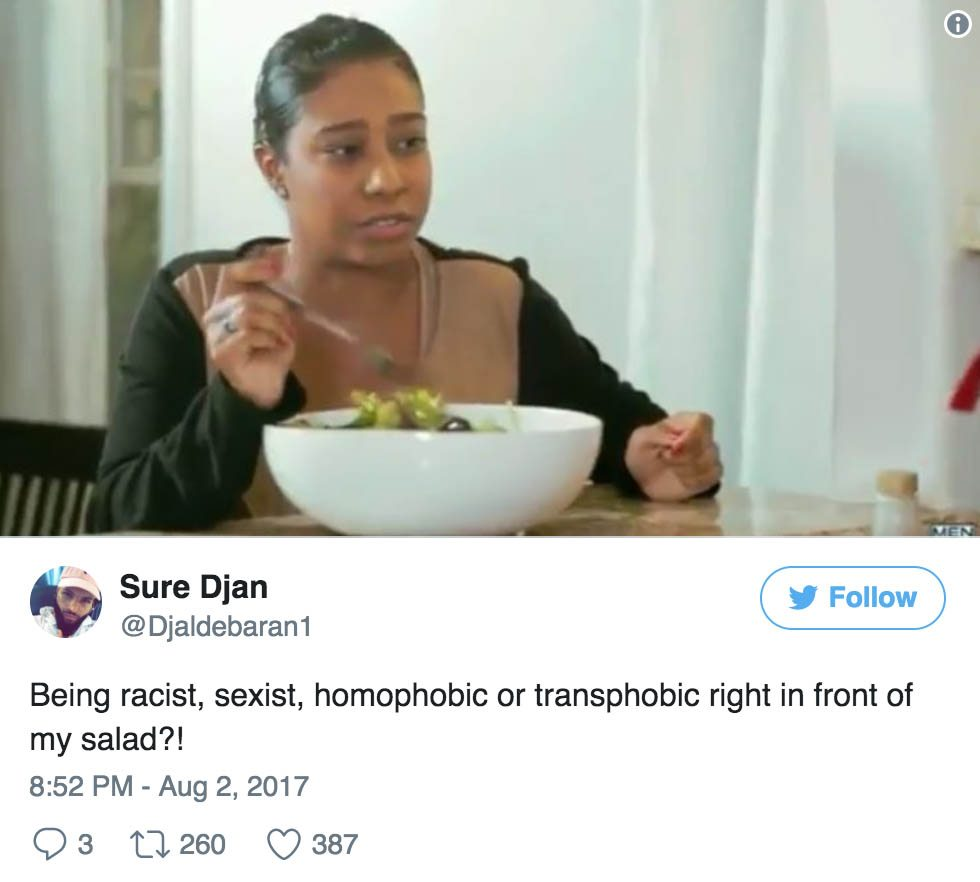 salad meme2 right in front of my salad?' is the meme we never knew we needed