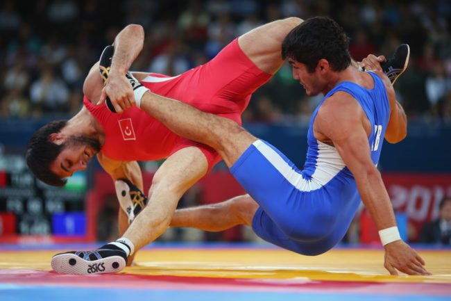 Olympic Wrestling 2012