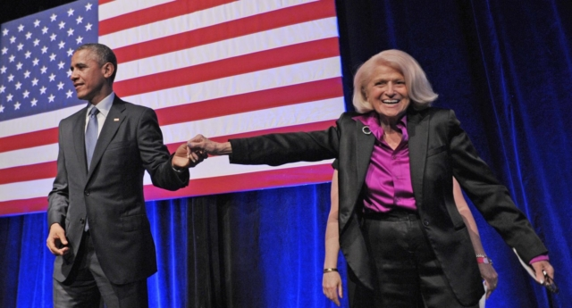 Edith Windsor, SCOTUS Litigant And Marriage Equality Icon, Dies At 88