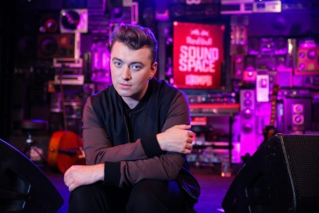 Sam Smith (Chelsea Lauren/Getty Images for AMP Radio)