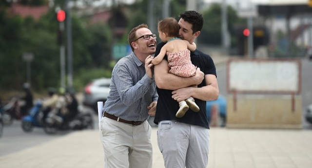 U.S. state sued over limits to adoptions by gay couples