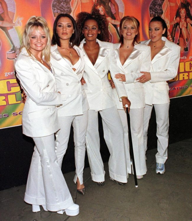 spice girls getty