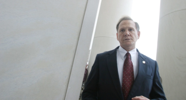 Roy Moore (Photo by Gary Tramontina/Getty Images)