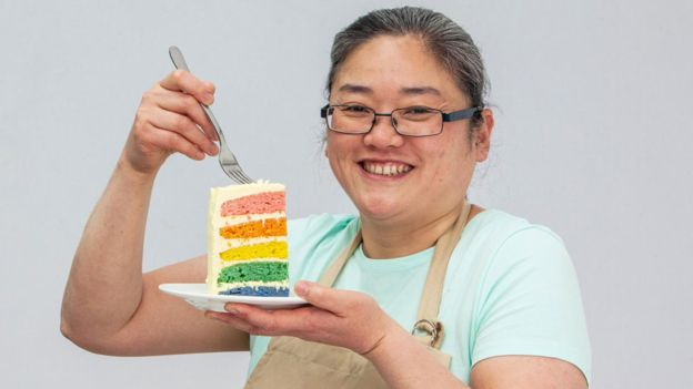 Great British Bake Off star Yan