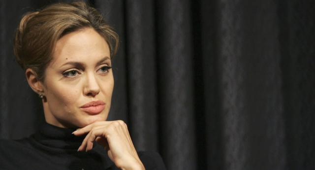 Angelina Jolie (Andrew Kent/Getty Images)