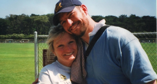 Mark Bingham was on Flight 93