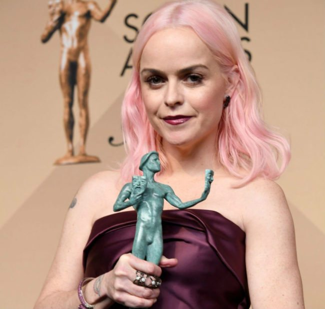 Taryn Manning at the Emmys