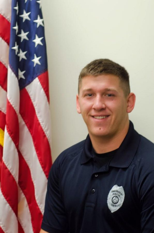 Tyler Beck (Facebook/Georgia Tech Police Department)