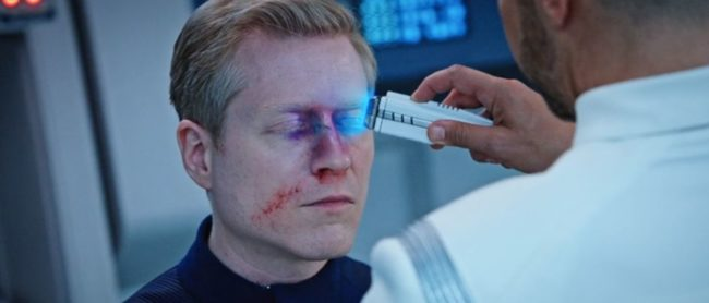 Star Trek star Anthony Rapp gets cured