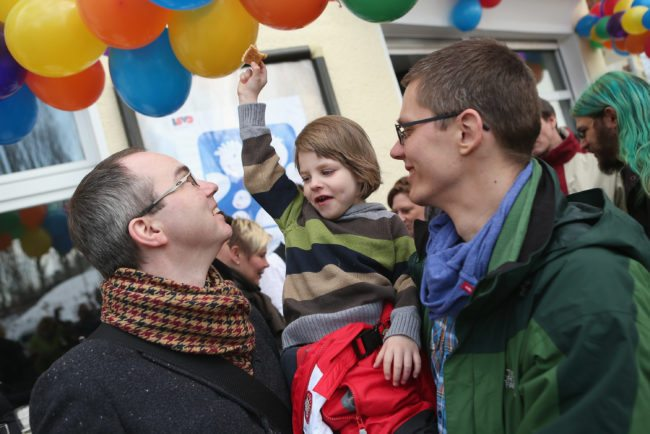 Gay adoption controversial issues