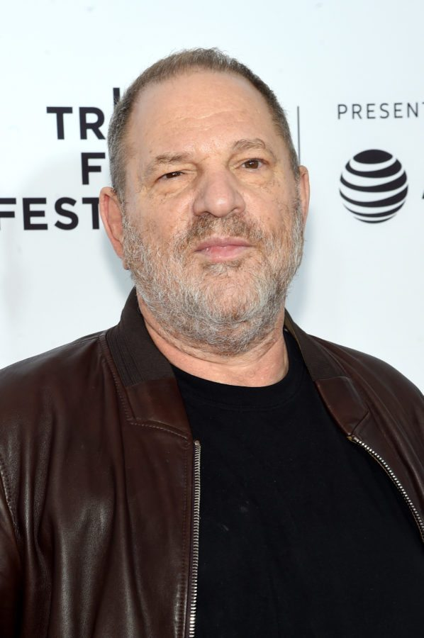 "NEW YORK, NY - APRIL 28:  Film Producer Harvey Weinstein attends the ""Reservoir Dogs"" Screening during 2017 Tribeca Film Festival on April 28, 2017 in New York City.  (Photo by Jamie McCarthy/Getty Images for Tribeca Film Festival)"