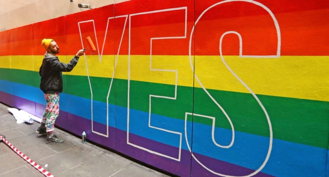 ABS says almost 60 per cent of same-sex marriage surveys returned