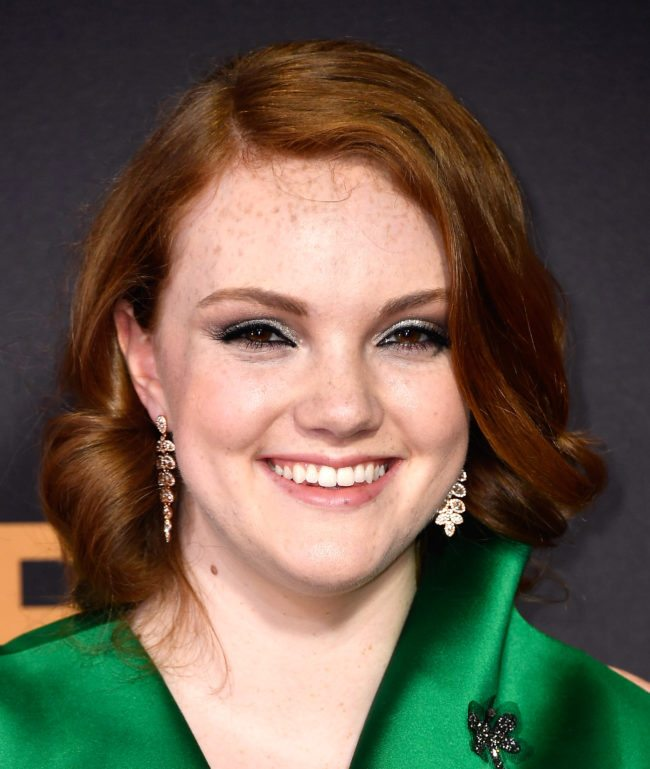 LOS ANGELES, CA - SEPTEMBER 17:  Actor Shannon Purser attends the 69th Annual Primetime Emmy Awards at Microsoft Theater on September 17, 2017 in Los Angeles, California.  (Photo by Frazer Harrison/Getty Images)