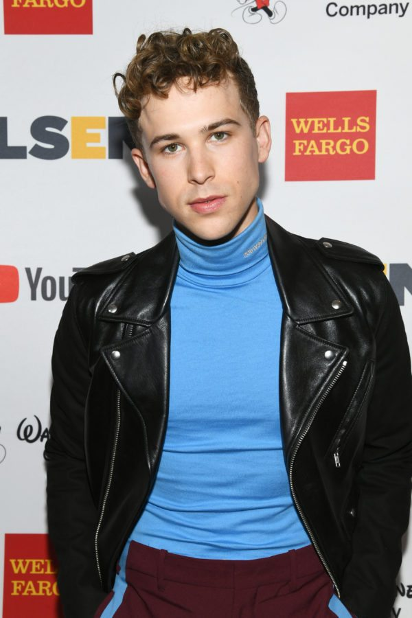 LOS ANGELES, CA - OCTOBER 20:  Tommy Dorfman at the 2017 GLSEN Respect Awards at the Beverly Wilshire Hotel on October 20, 2017 in Los Angeles, California.  (Photo by Emma McIntyre/Getty Images for GLSEN)
