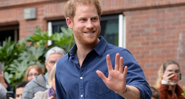 Prince Harry calls for regular HIV and Aids testing