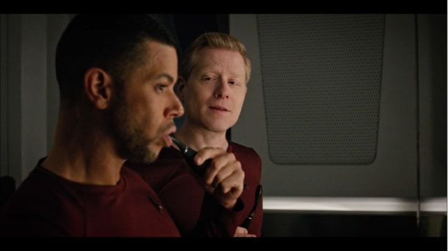 Gay startrek stories