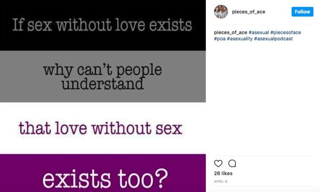 Asexual education