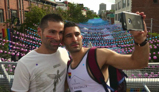 Montreal's Gay Village (Nomadic Boys)