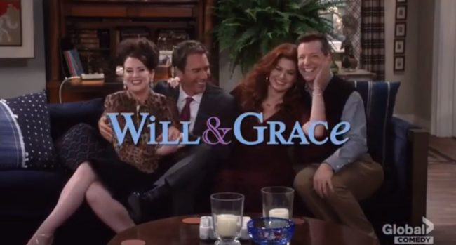 Will & Grace is finally coming back to British TV