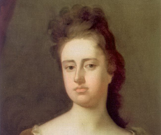 1. ANNE OF GREAT BRITAIN (1655-1714)