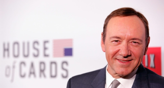 The House of Cards actor has been accused of a number of sexual assault allegations