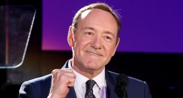 Police investigate second Spacey sexual assault claim